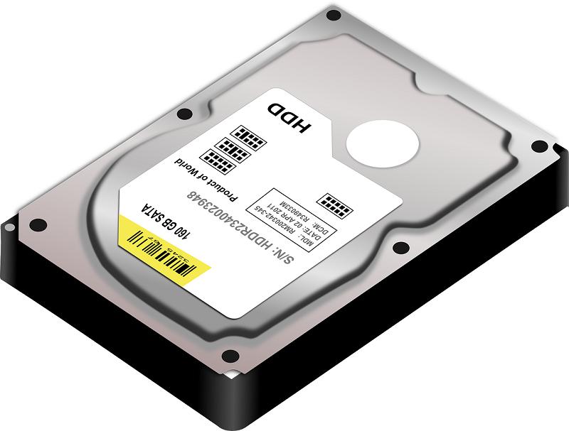 Comment procéder à la réparation d'un disque dur interne ?